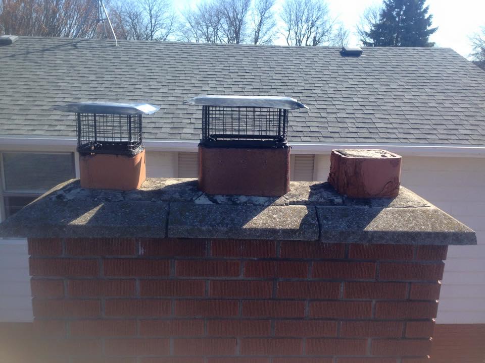 Chimney Access Repair